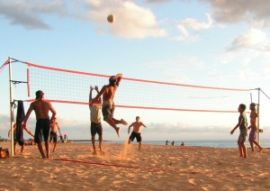 Ridgecrest Beach Volleyball