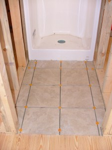 Chippewa 1 Shower Floor