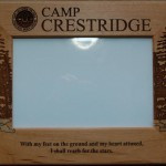 2010 Crestridge Picture Frame