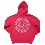 Crestridge Adult Zip Hoodie-Back