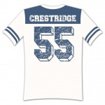 Crestridge Classic Camp Tee-Back
