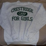 Crestridge Crewneck Sweatshirt