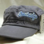 Crestridge Military Hat-Side