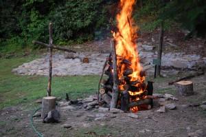 Crestridge Campfire