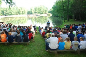 Lake Side Chapel - Camp Ridgecrest