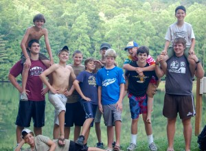 Camp Ridgecrest Staff 2010