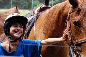 Camp Ridgecrest Horses