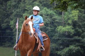 Camp Ridgecrest Horseback